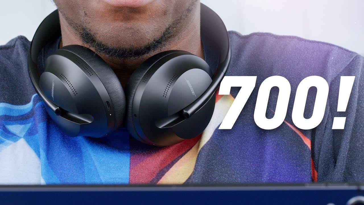 Bose is Back! Bose NCH 700