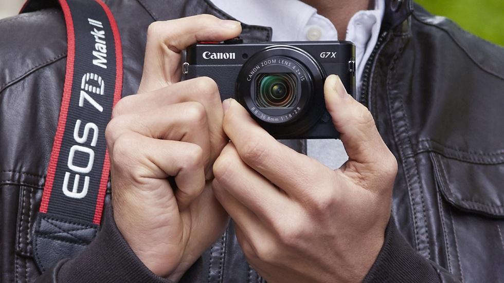Canon PowerShot! G7 X III and G5 X