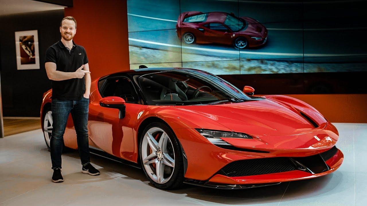 Ferrari SF90 Stradale! First Look