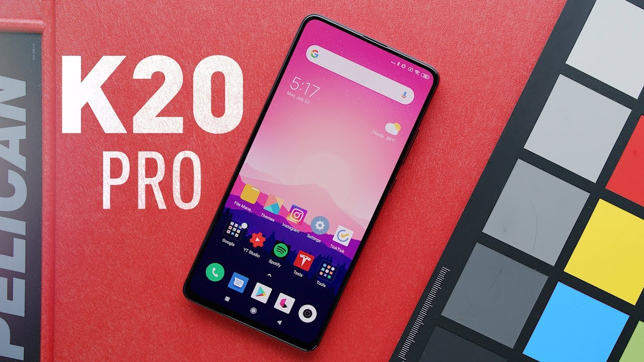 Redmi K20 Pro! Best Affordable Phone