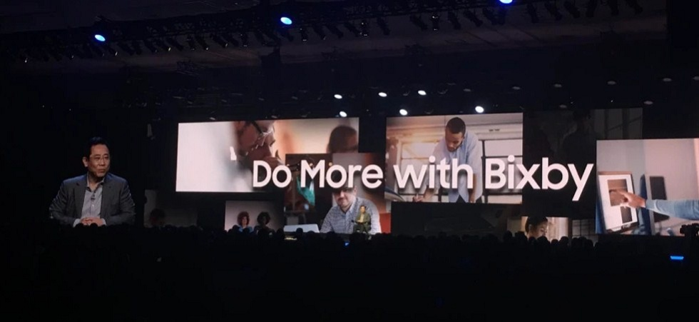 Samsung launches a Bixby App Store! Voice Assistant