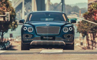 The Bentley Bentayga Hybrid! Going Electrification