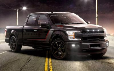 Roush Ford F-150 Nitemare Truck! Supercharged
