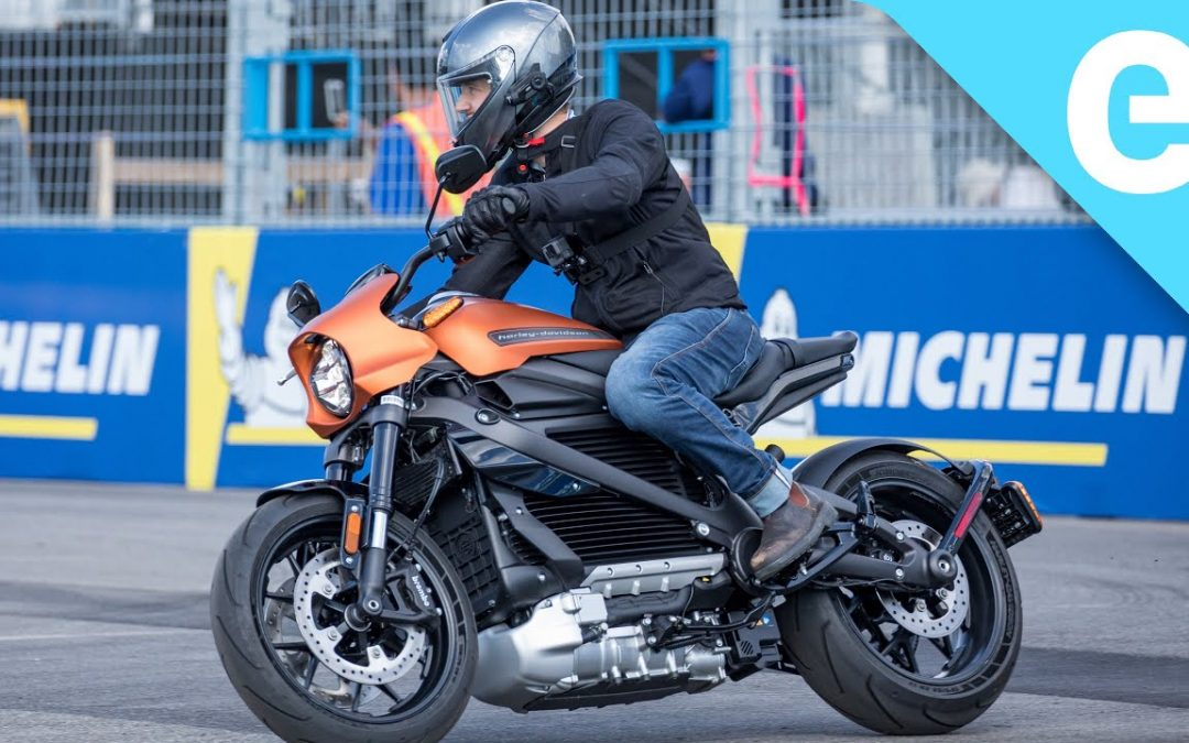 Harley-Davidson LiveWire Electric Motorcycle! Test Drive