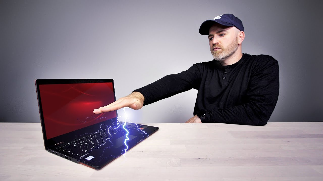 The Fujitsu U939X Laptop! The Powerful