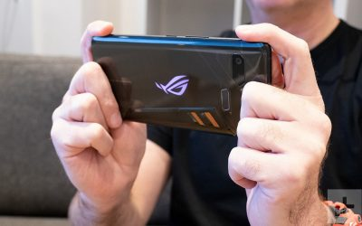 Asus ROG Phone 2! Powered by Snapdragon 855 Plus