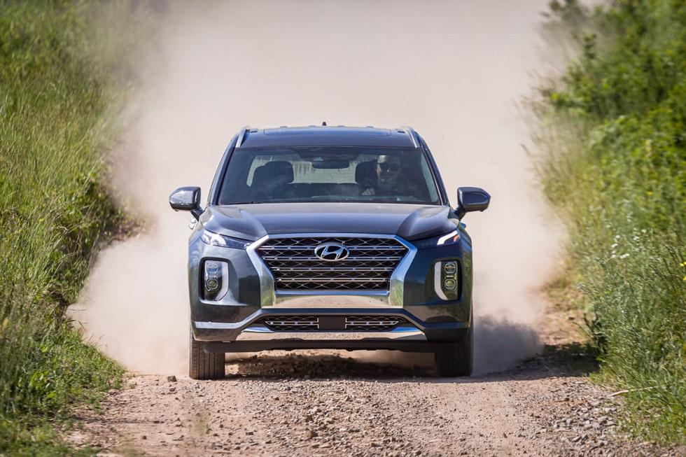 2020 Hyundai Palisade! The Options