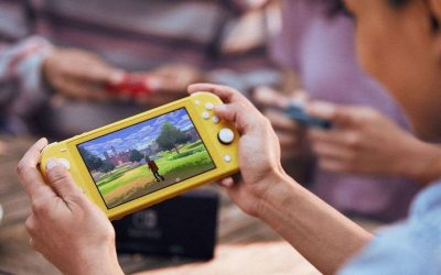 Nintendo Launches the Switch Lite! Affordable Version