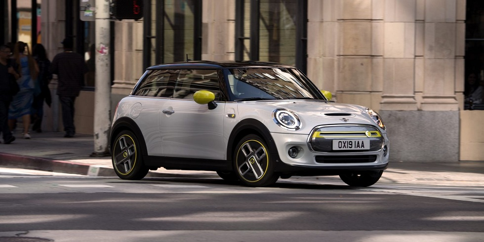 The first all-electric Mini! BMW's First
