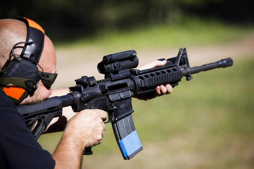 Best Assault Rifles for Home Defense! The Machines