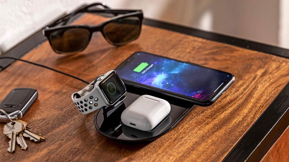 Mophie's new AirPower! Sell By Apple