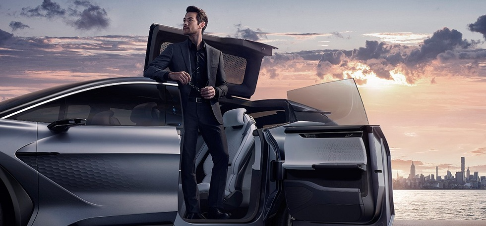 Human Horizons Unveiled Luxurious Electric SUV! HiPhi 1