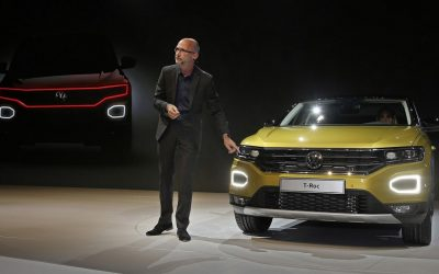 Volkswagen T-Roc Cabriolet! The Choice