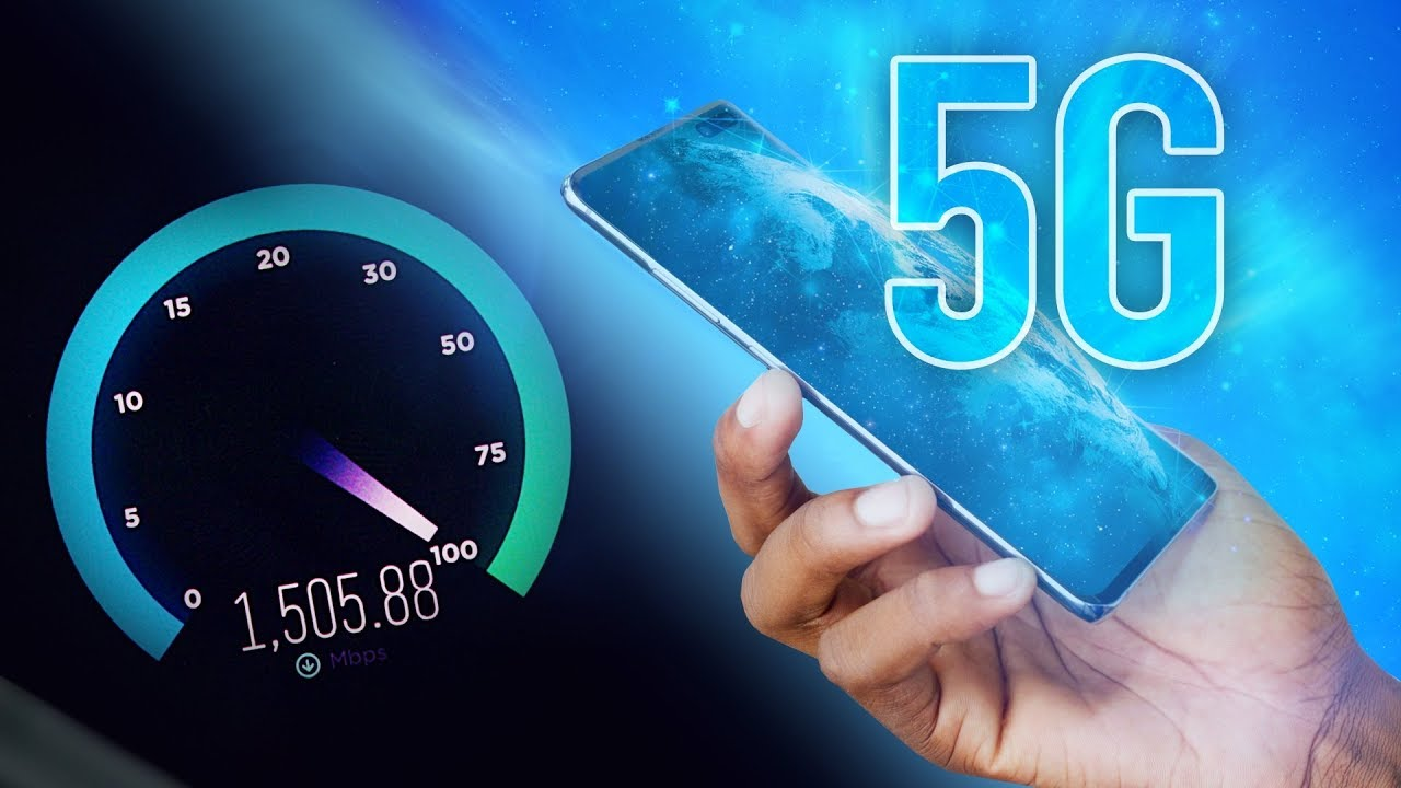 What about Real Test of 5G
