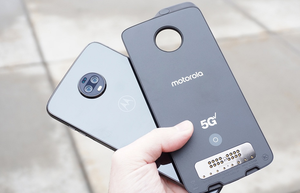 Moto's 5G Mod is now compatible with Z2 Force