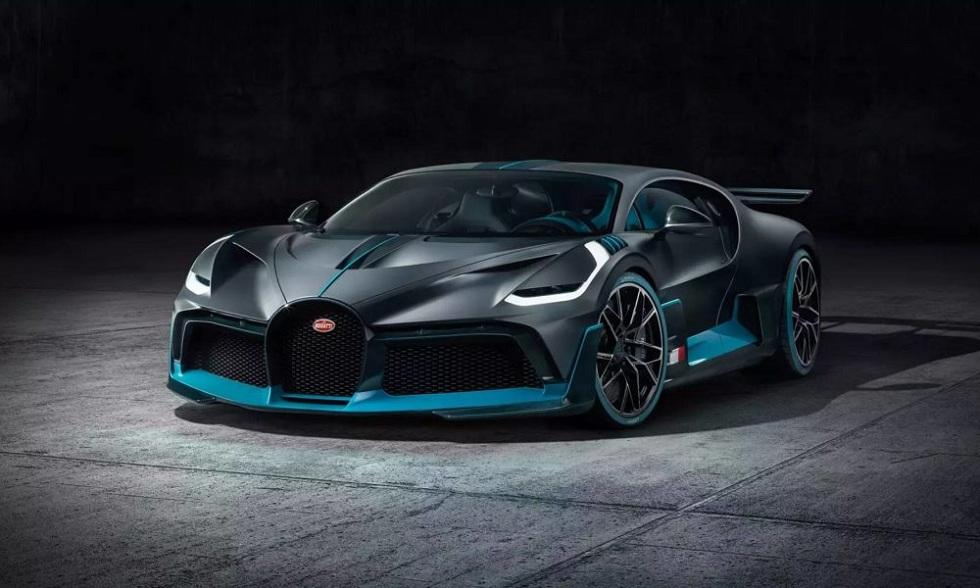 Bugatti Centodieci! $9 Million 1600-hp Sports Car