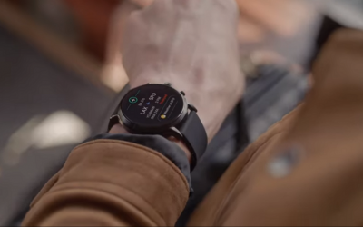 Misfit's Vapor X! The Smartwatch
