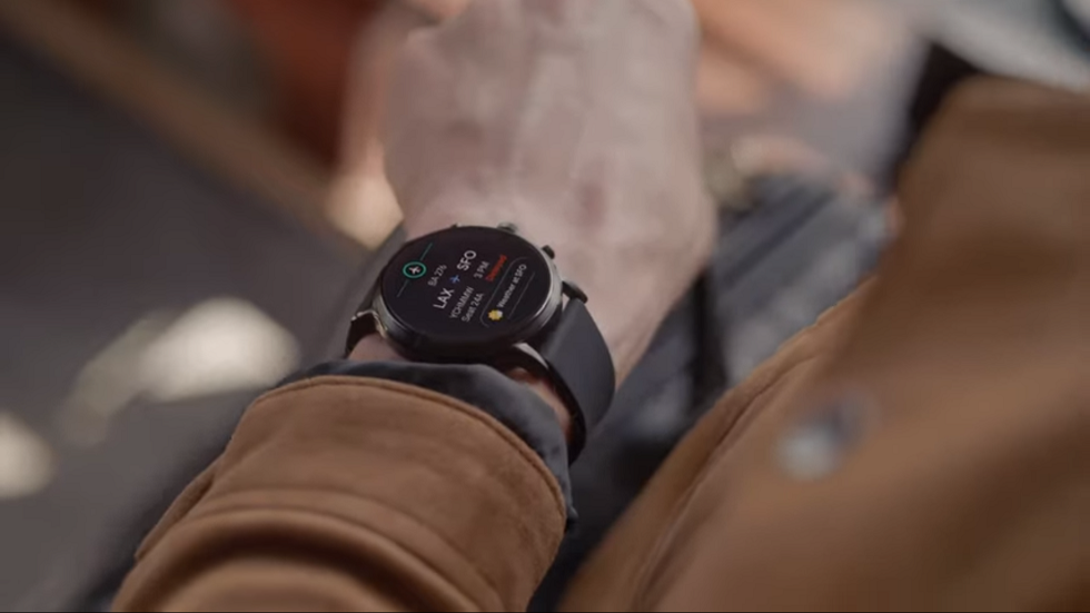 Misfit's Vapor X! The Smartwatch