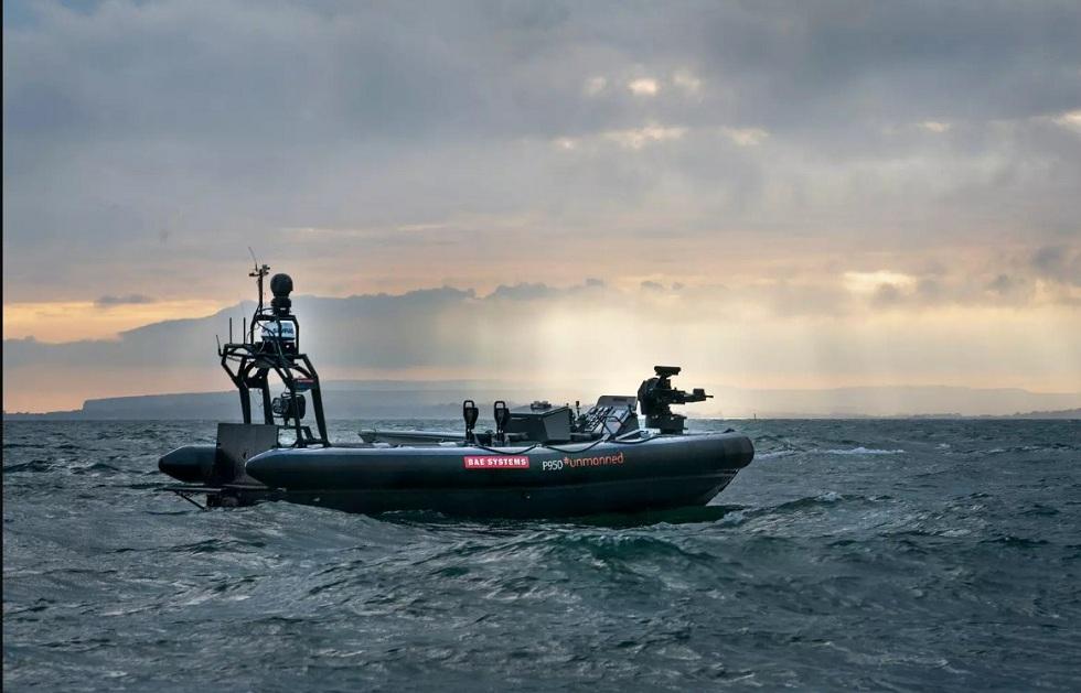 BAE System Pacific 950 Autonomous Patrol Boat