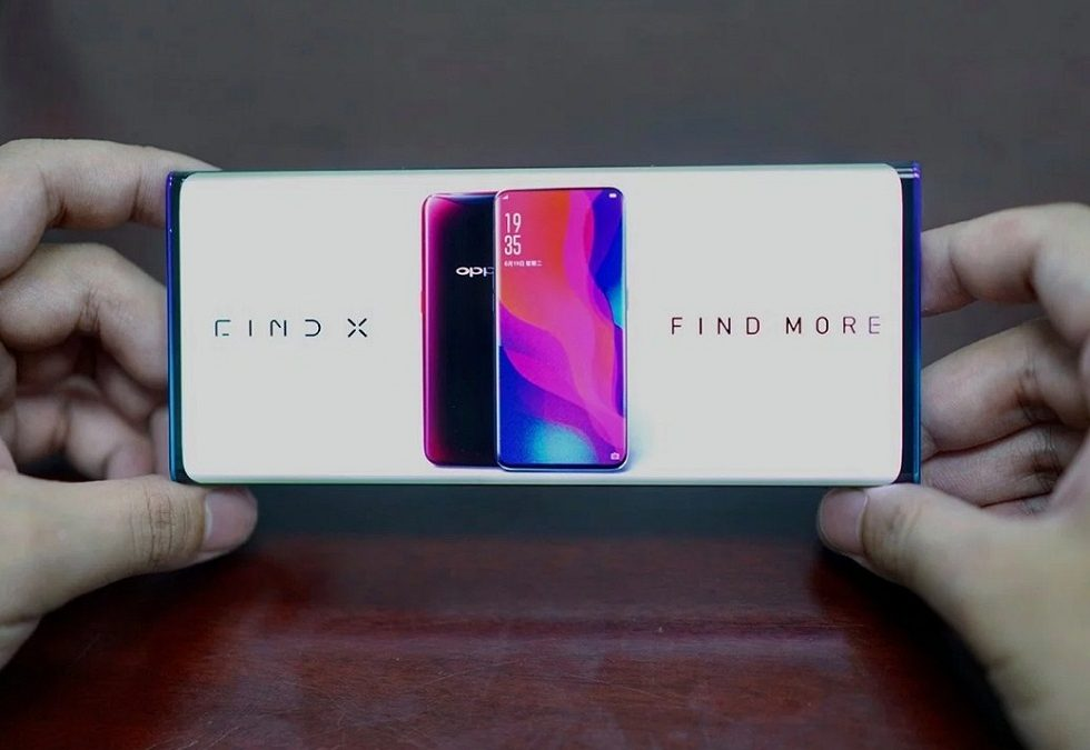 Oppo 'Waterfall Screen' Phone! The Idea