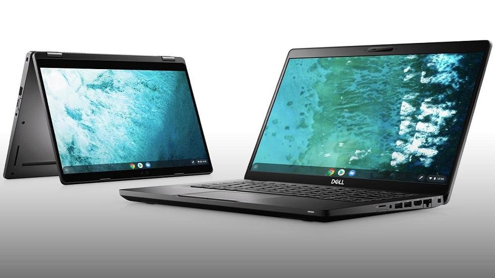 Google and Dell True Chrome Enterprise Laptops!