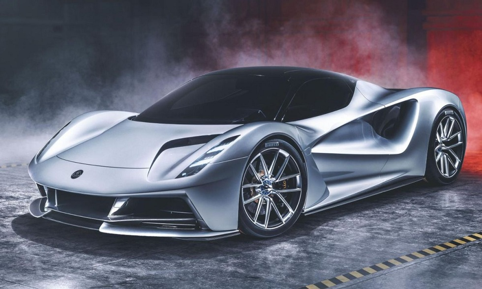 New Lotus Evija EV! Powerful Car in the World