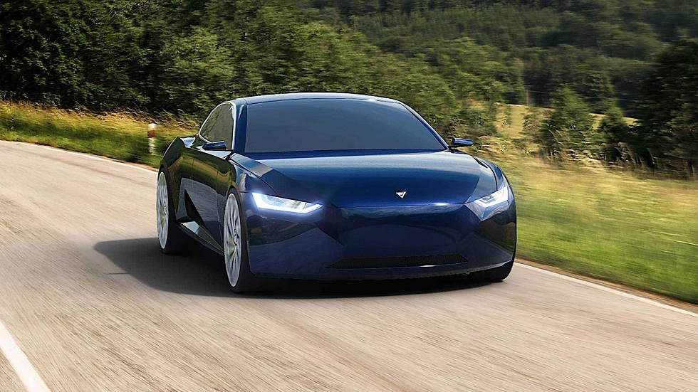 Electric Freco Reverie Car! The Electric Sensation