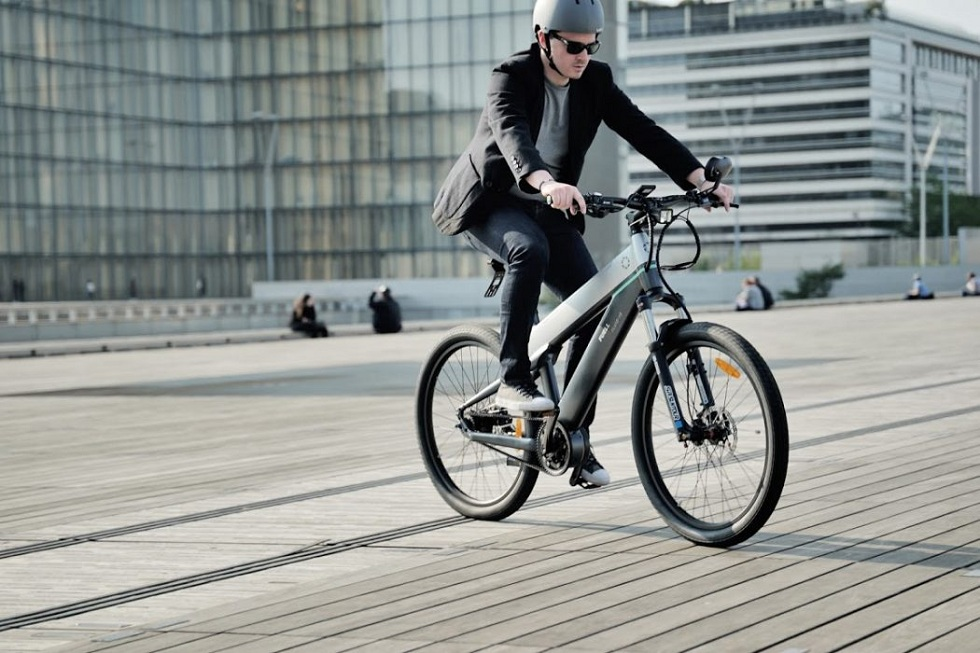 Fuell's Fluid-1S Prime E-Bike! Your Travel Partner