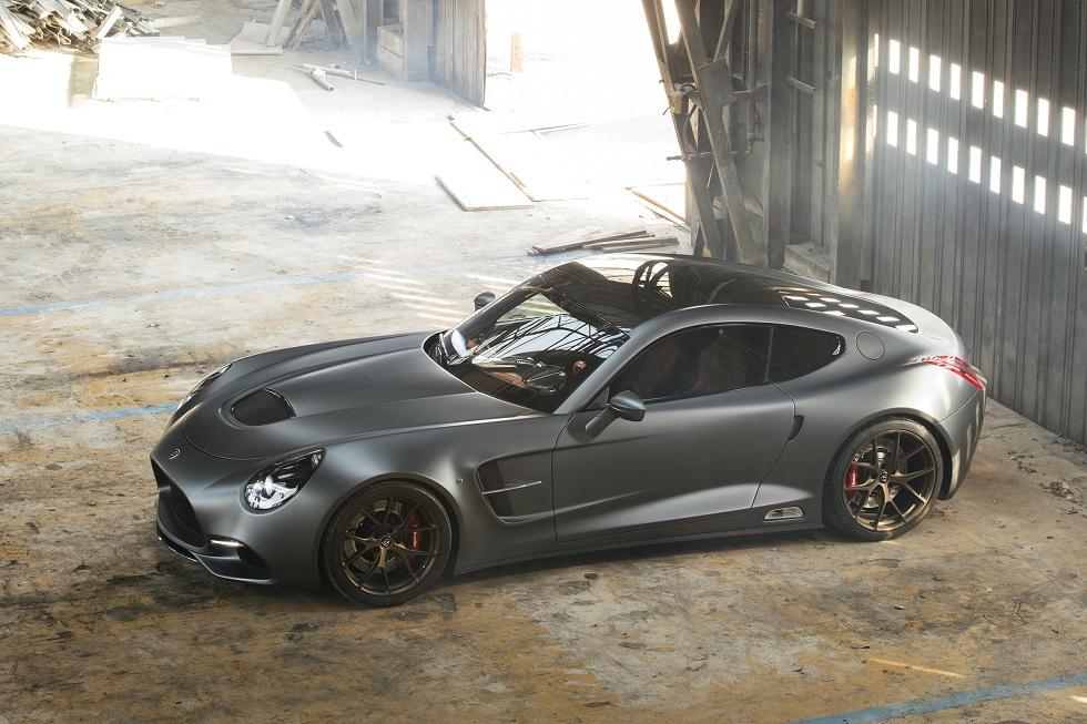 The Puritalia Berlinetta Super-Hybrid! Monsters