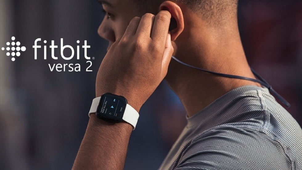 Fitbit's new Versa 2! The Updated Version