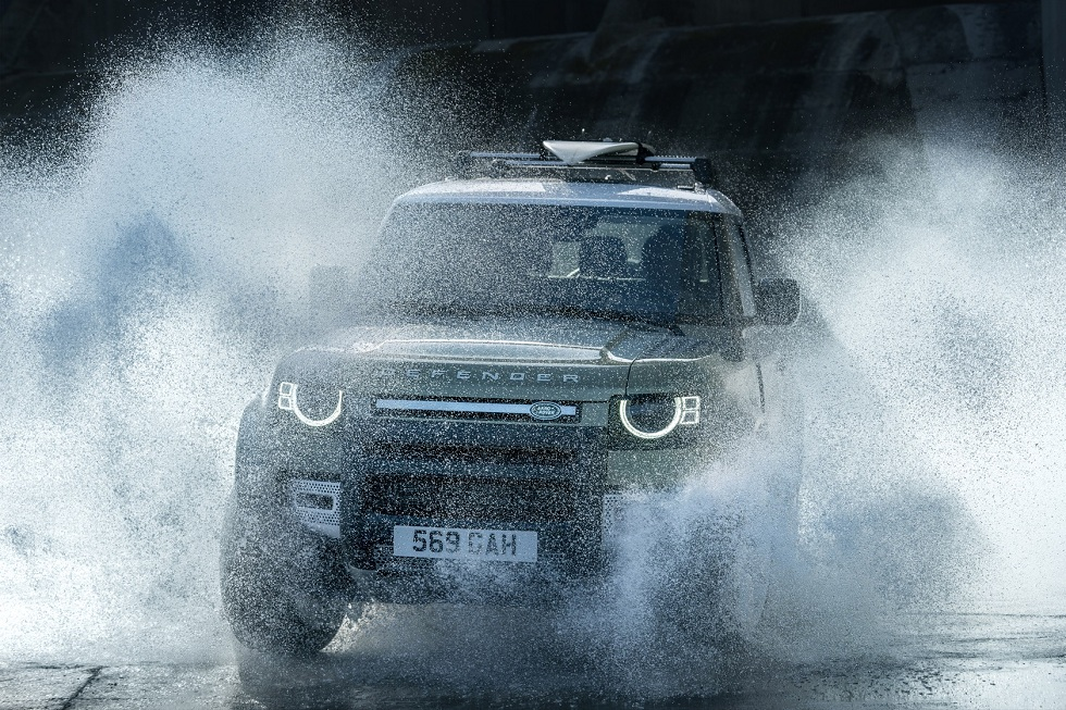 2020 Land Rover Defender! The Ultimate Choice