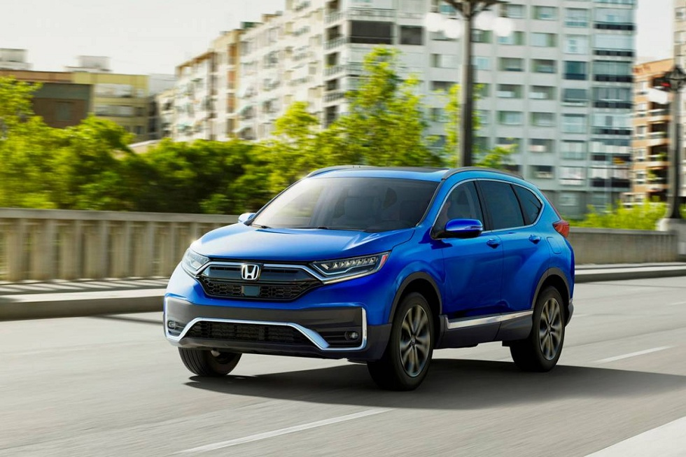 2020 Honda CR-V Hybrid! A refreshed Model
