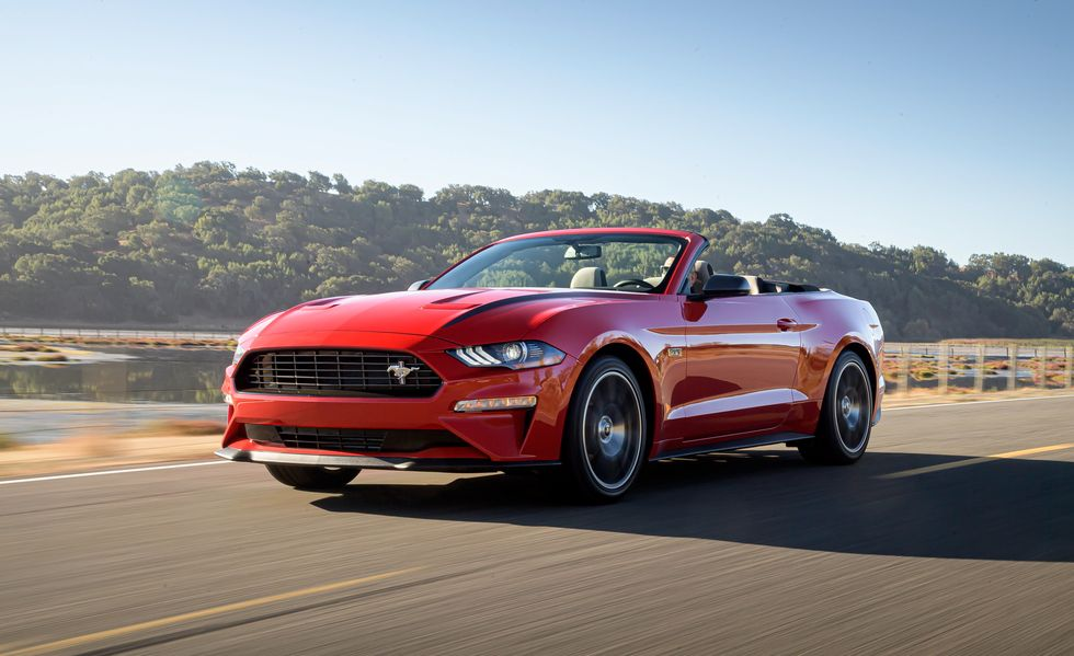 2020 Ford Mustang Eco-Boost! Powerful and Eco-Friendly