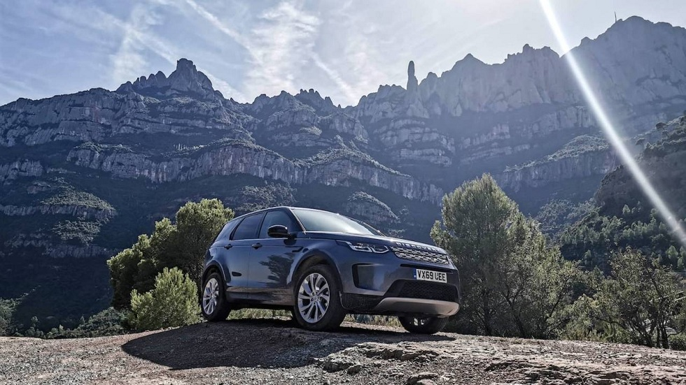 2020 Land Rover Discovery Sport! The Better