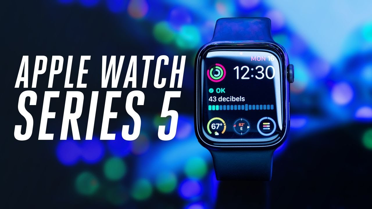 Experts Say on Apple Watch 5 Series
