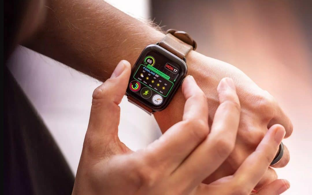 Apple Watch Series 5! With Sleep Tracking?