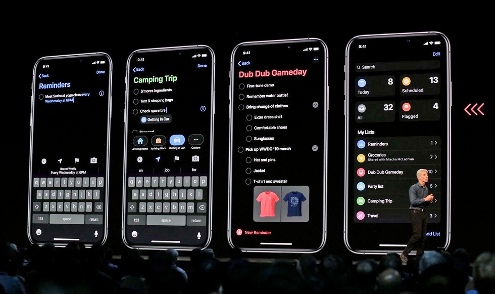 Apple iOS 13 will be available on September 19