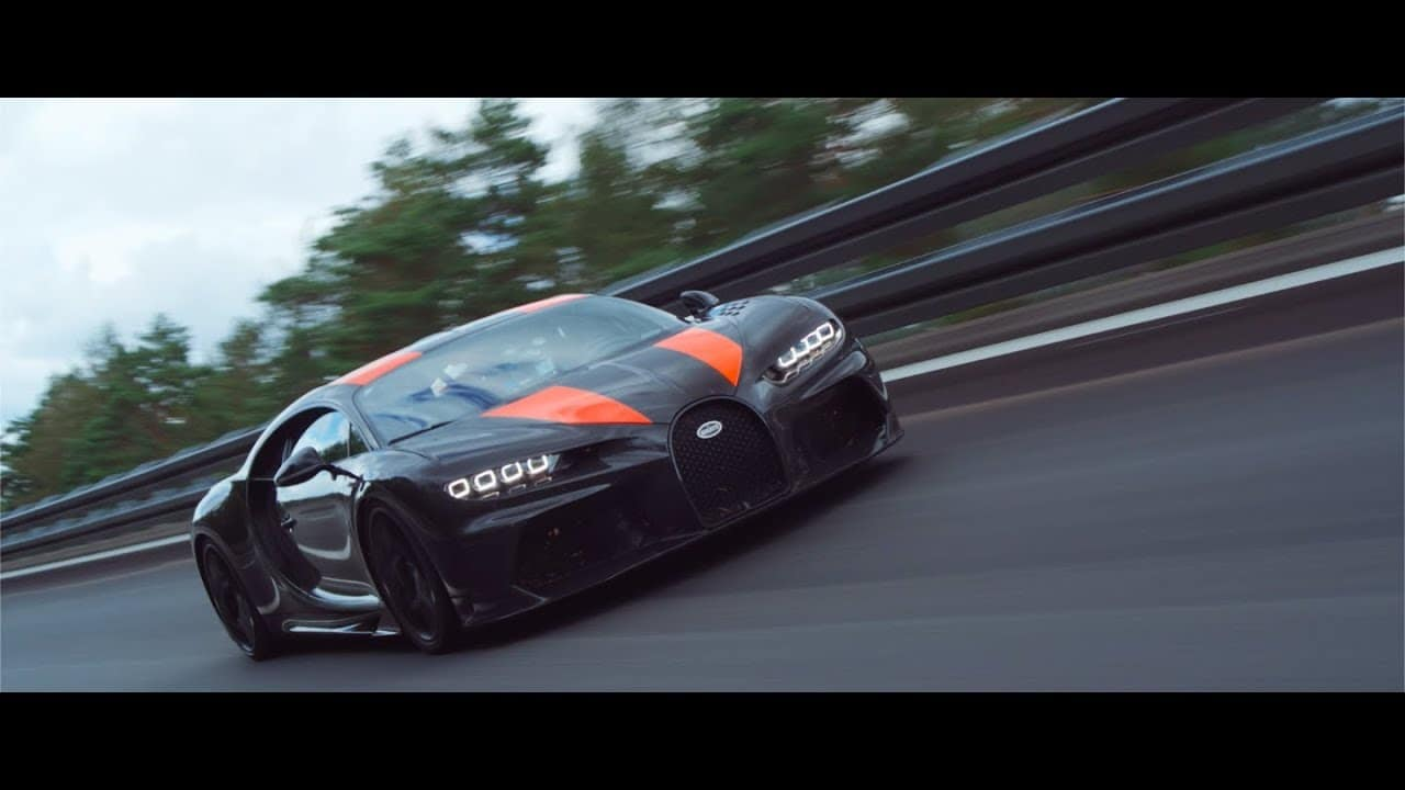 Bugatti Chiron Breaks the 300 MPH Barrier! Myth is Broken