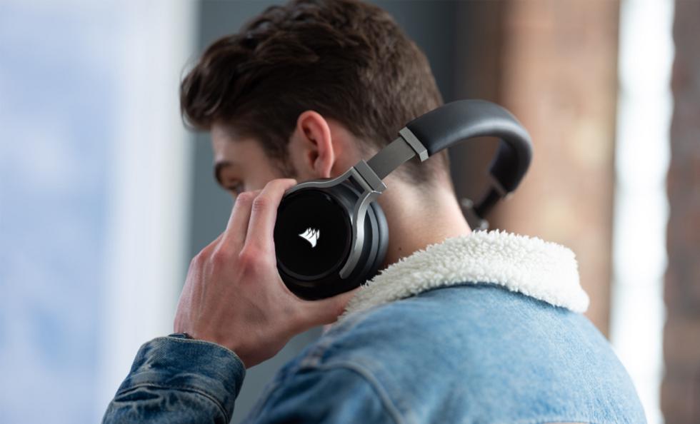 For Gamers! Corsair's Virtuoso RGB SE Headset