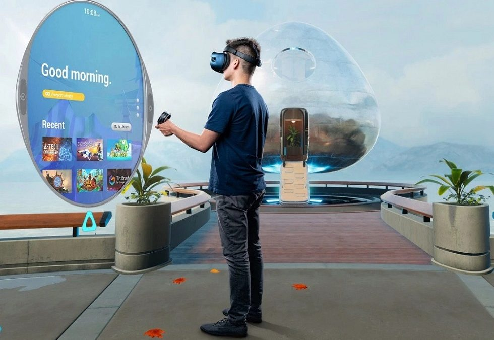 HTC Vive Cosmos Hands-On! The Better