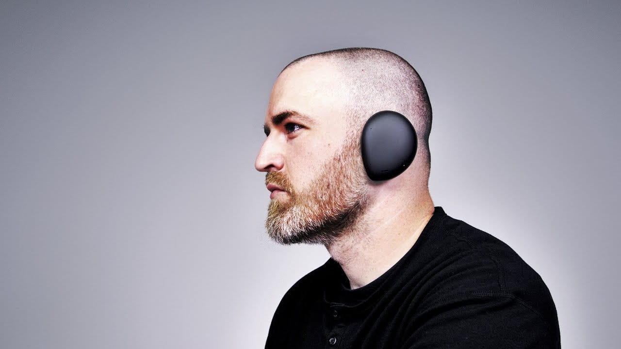The Game Changer! Human Headphones