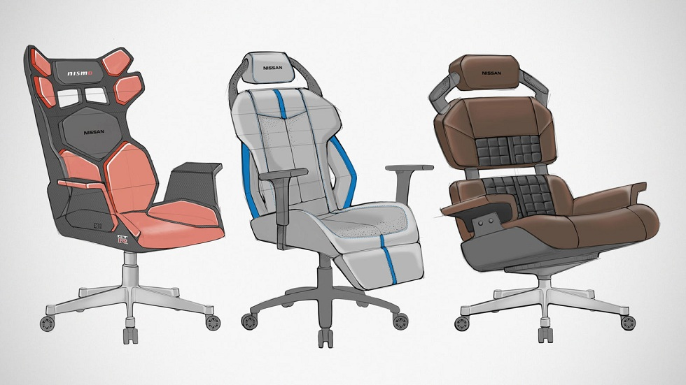Nissan esports Gaming Chairs! Set To Play