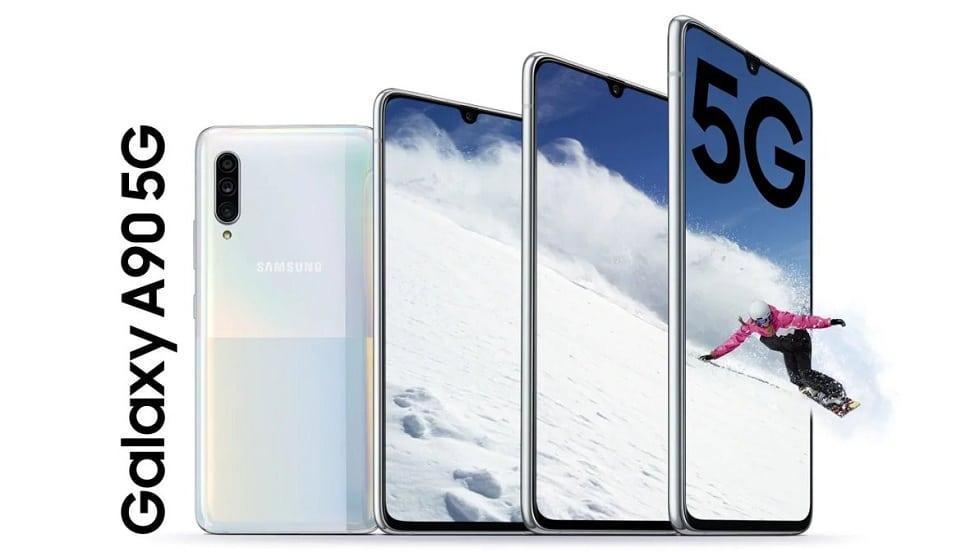 Samsung's Galaxy A90 5G! Updated Version