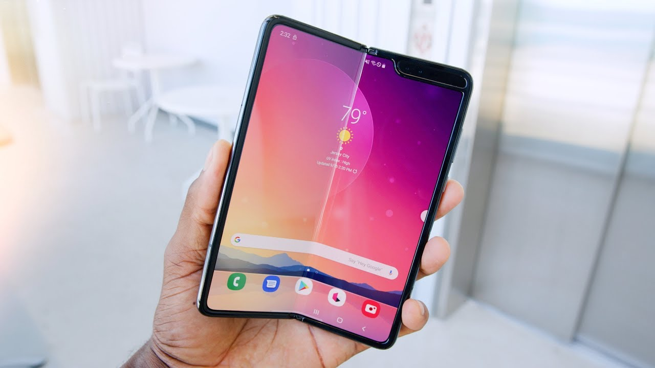 Galaxy Fold is Back! New and Fixed One