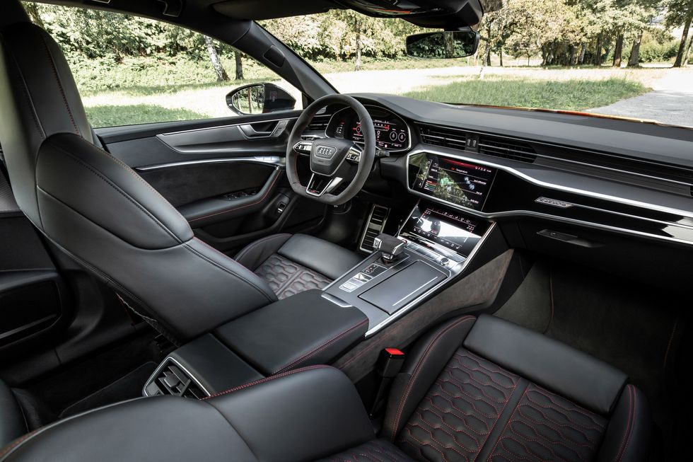 Muscular 2020 Audi RS7