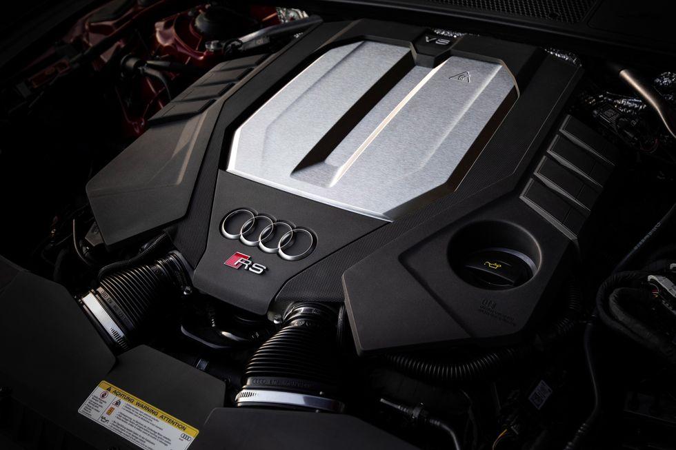 2020 Audi RS7