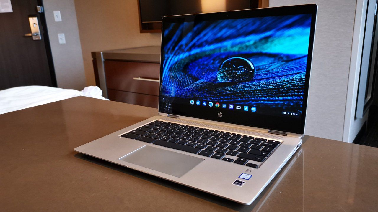Best Chromebooks for You HP Chromebook X360 14
