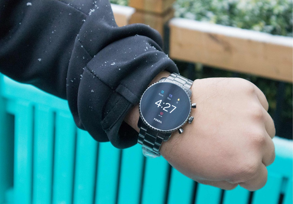 Fossil Collider DIANA Smartwatch! The First Look