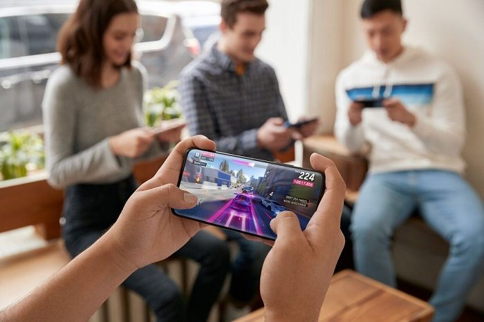 Gaming on OnePlus 7T