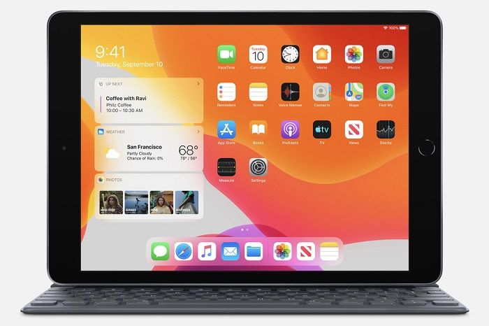 Specifications of Apple's iPad 10.2